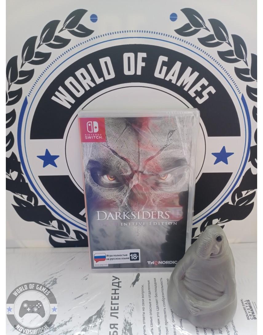Darksiders 2 [Nintendo Switch]