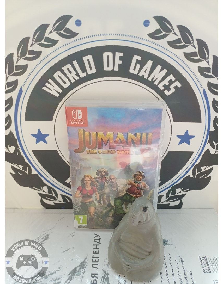 Джуманджи [Nintendo Switch]