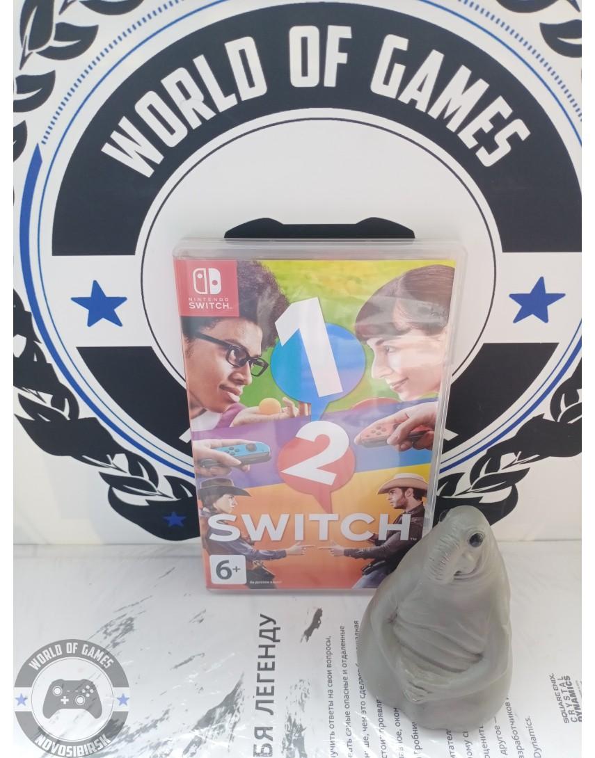 1-2 Switch [Nintendo Switch]