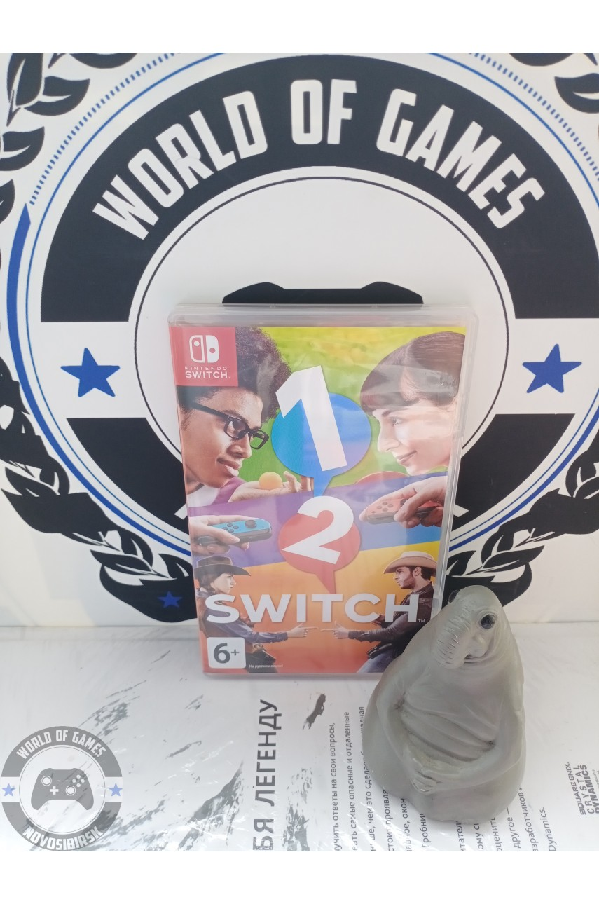 1-2 Switch [Nintendo Switch]