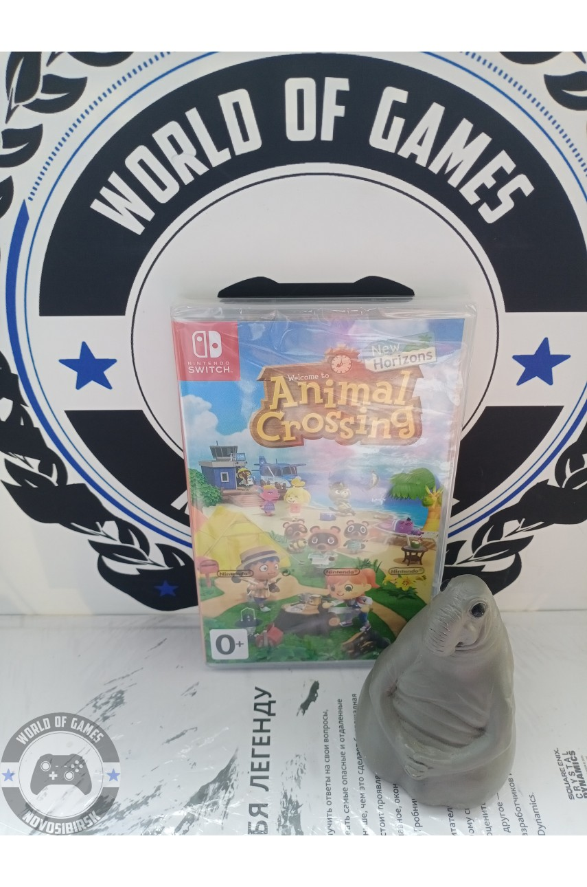 Animal Crossing New Horizons [Nintendo Switch]