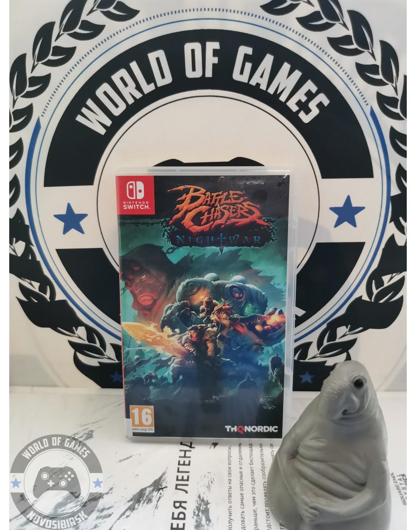 Battle Chasers Nightwar [Nintendo Switch]