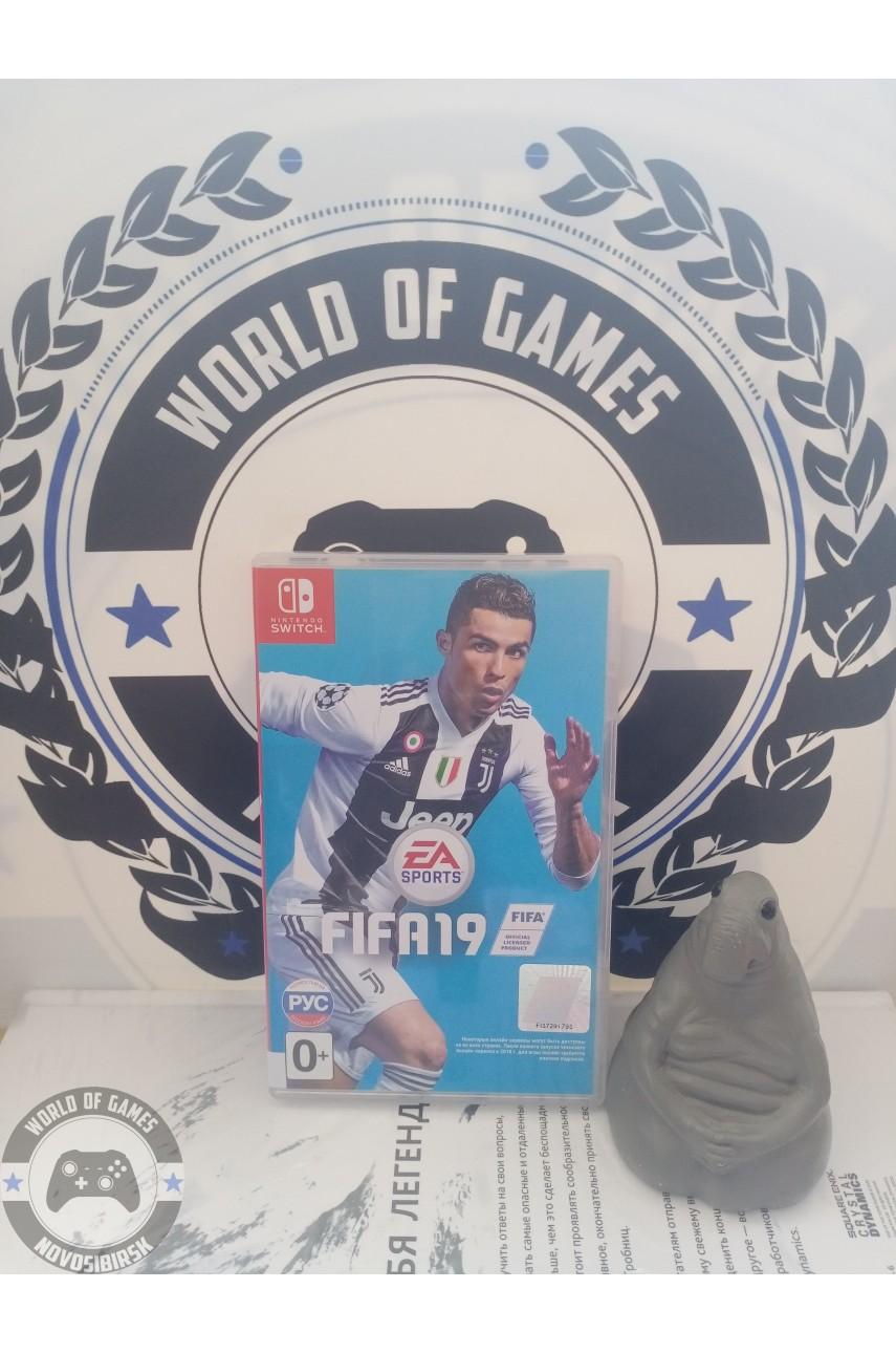 FIFA 19 [Nintendo Switch]