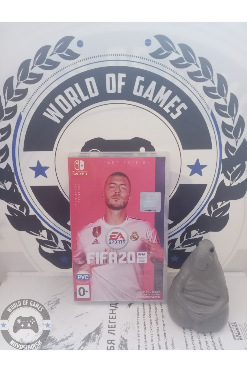 FIFA 20 [Nintendo Switch]