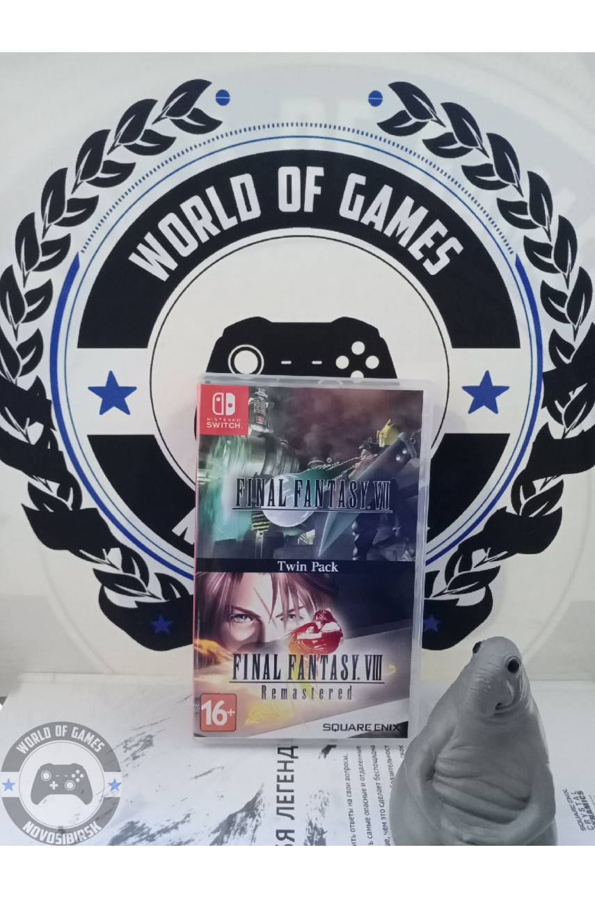 Final Fantasy Double Pack [Nintendo Switch]