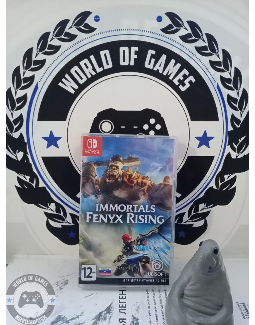 Immortals Fenyx Rising [Nintendo Switch]