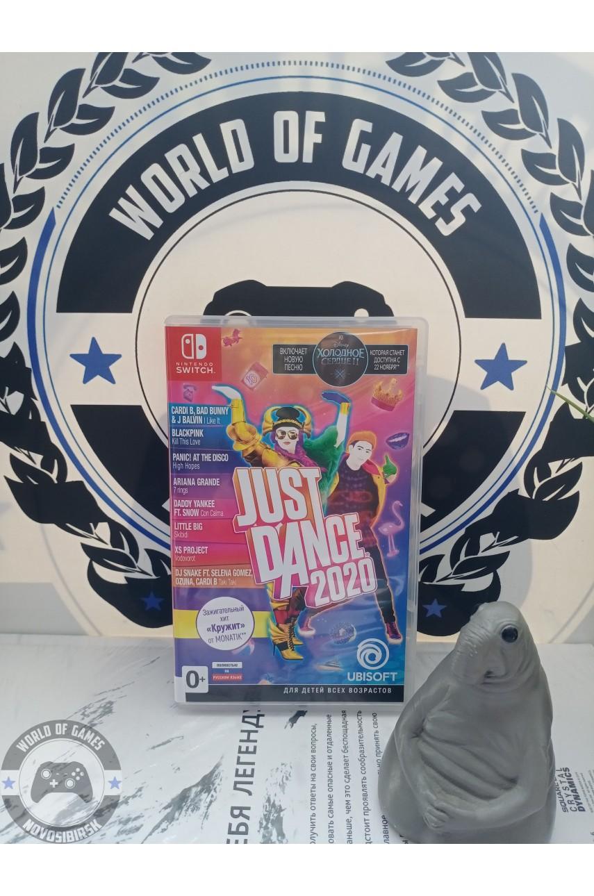 Just Dance 2020 [Nintendo Switch]