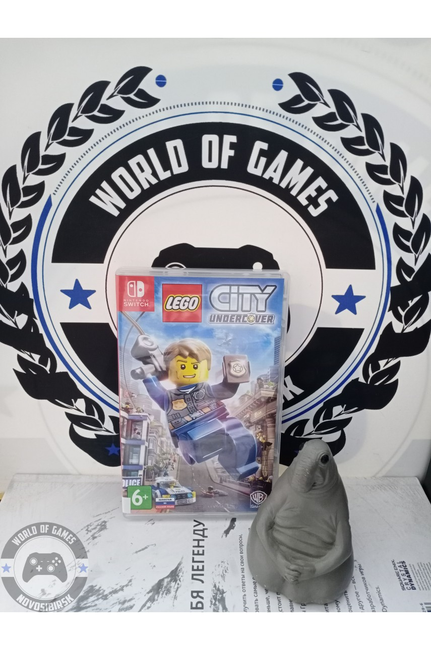 LEGO City Undercover [Nintendo Switch]