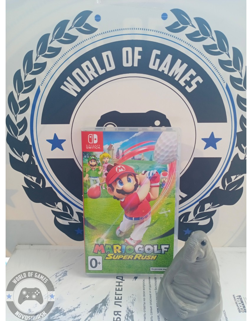 Mario Golf Super Rush [Nintendo Switch]