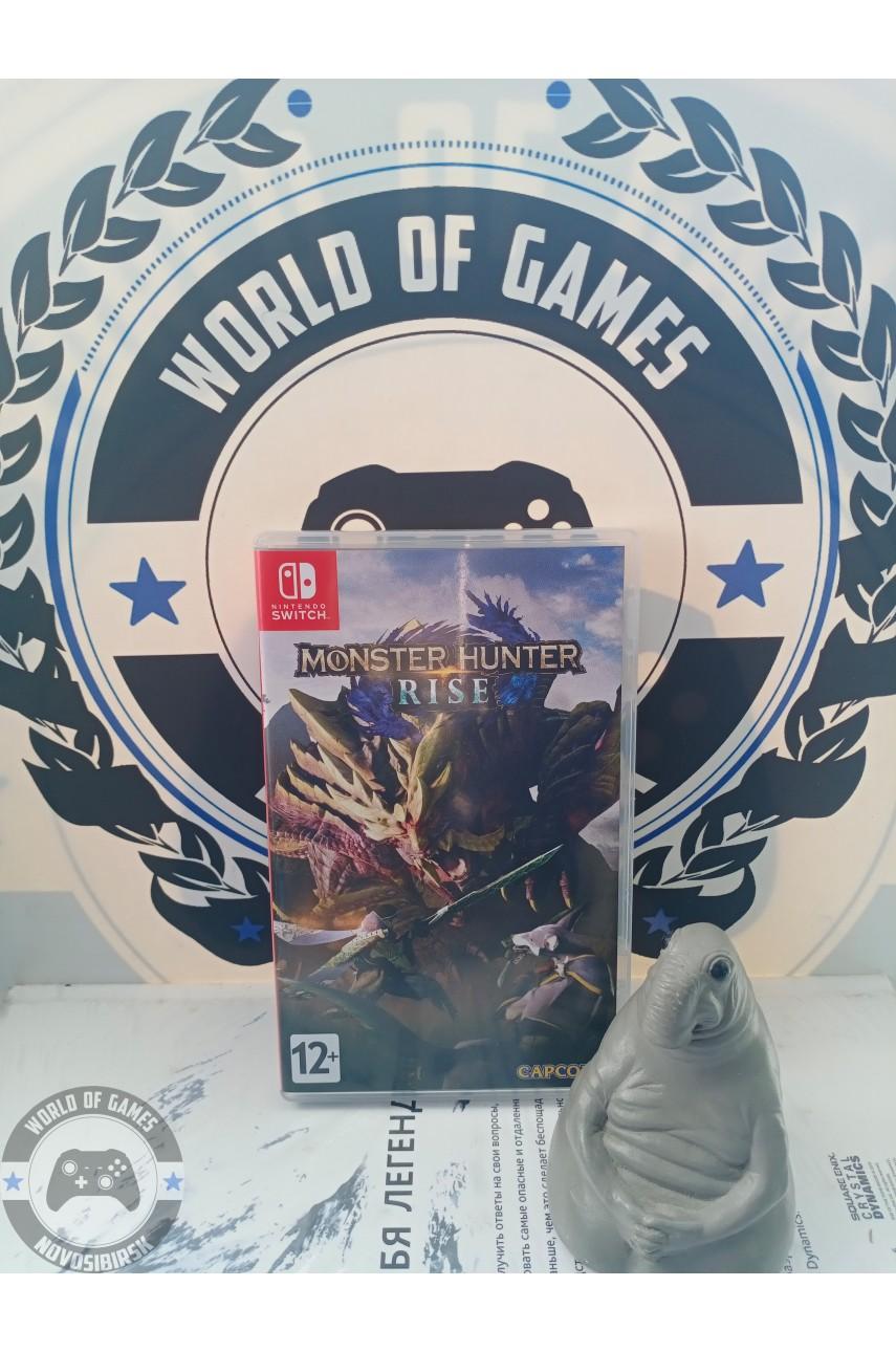 Monster Hunter Rise [Nintendo Switch]