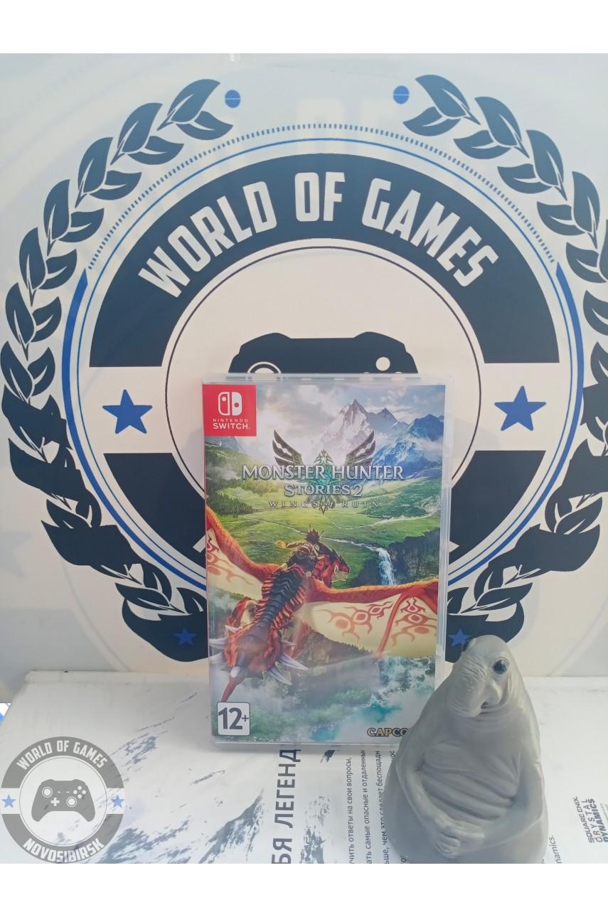 Monster Hunter Stories 2 Wings of Ruin [Nintendo Switch]