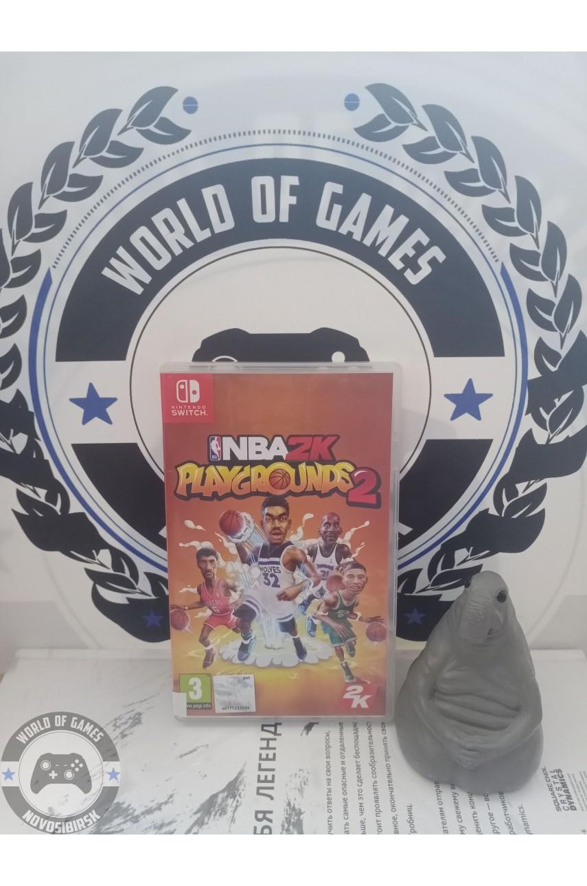 NBA2k Playgrounds 2 [Nintendo Switch]