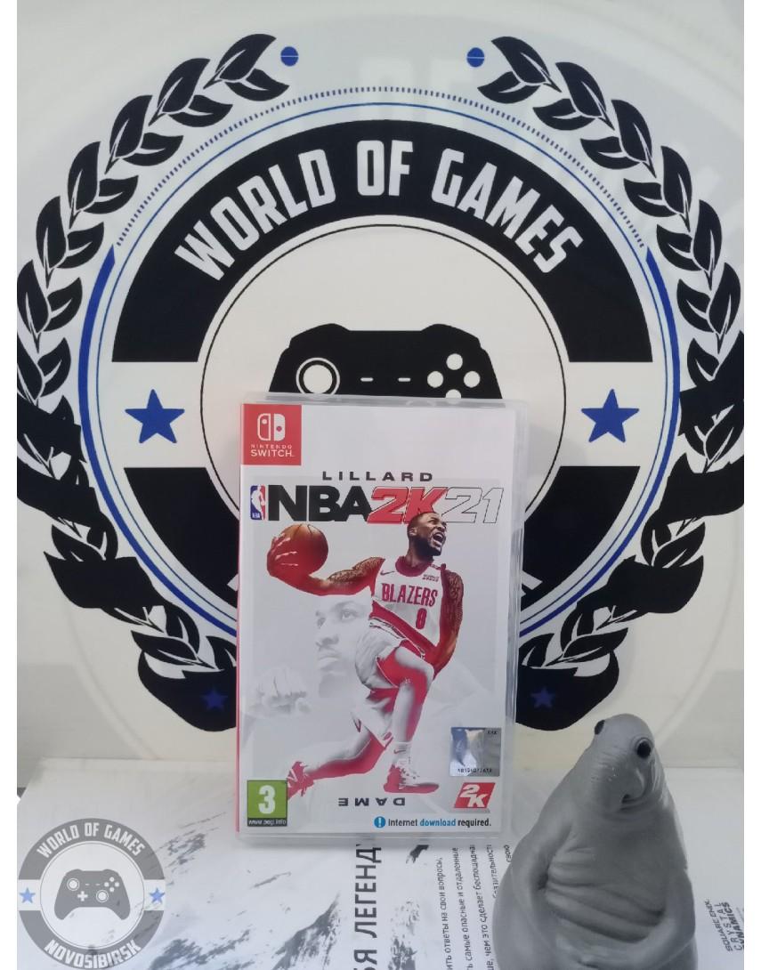 NBA2K21 [Nintendo Switch]