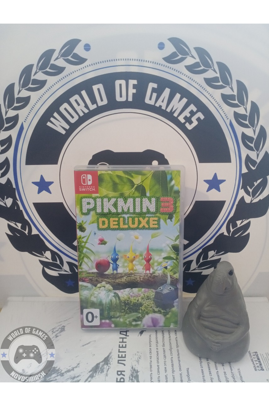 Pikmin 3 [Nintendo Switch]