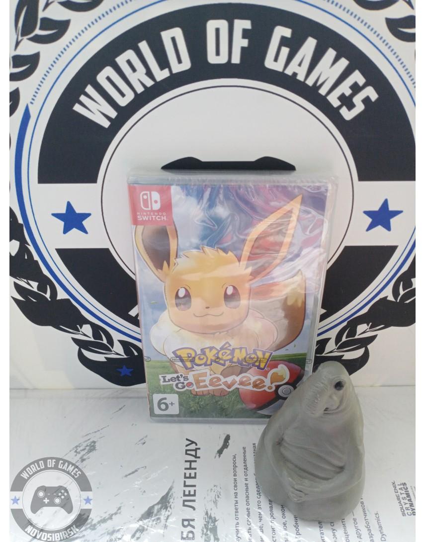 Pokemon Let's Go, Eevee! [Nintendo Switch]