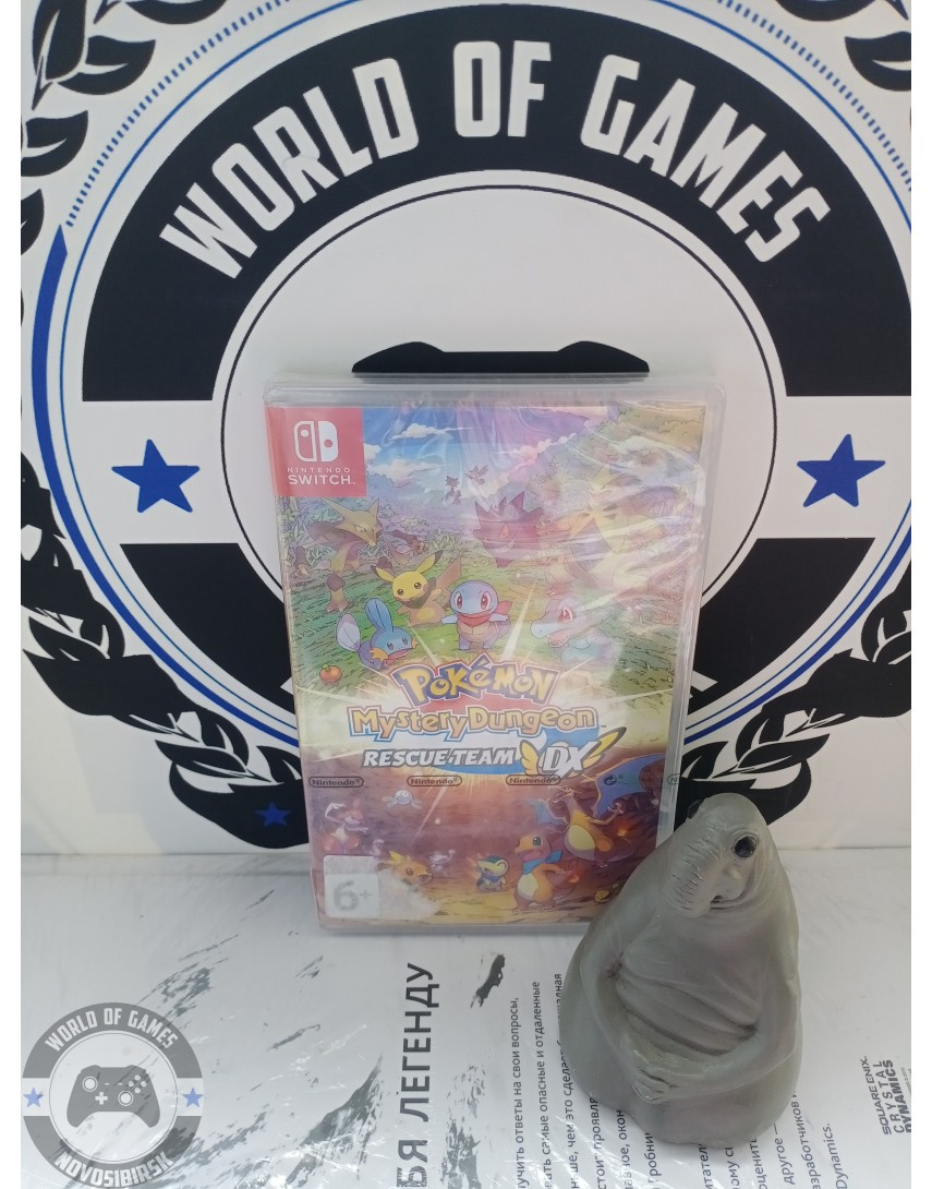 Pokemon Mystery Dungeon Rescue Team DX [Nintendo Switch]