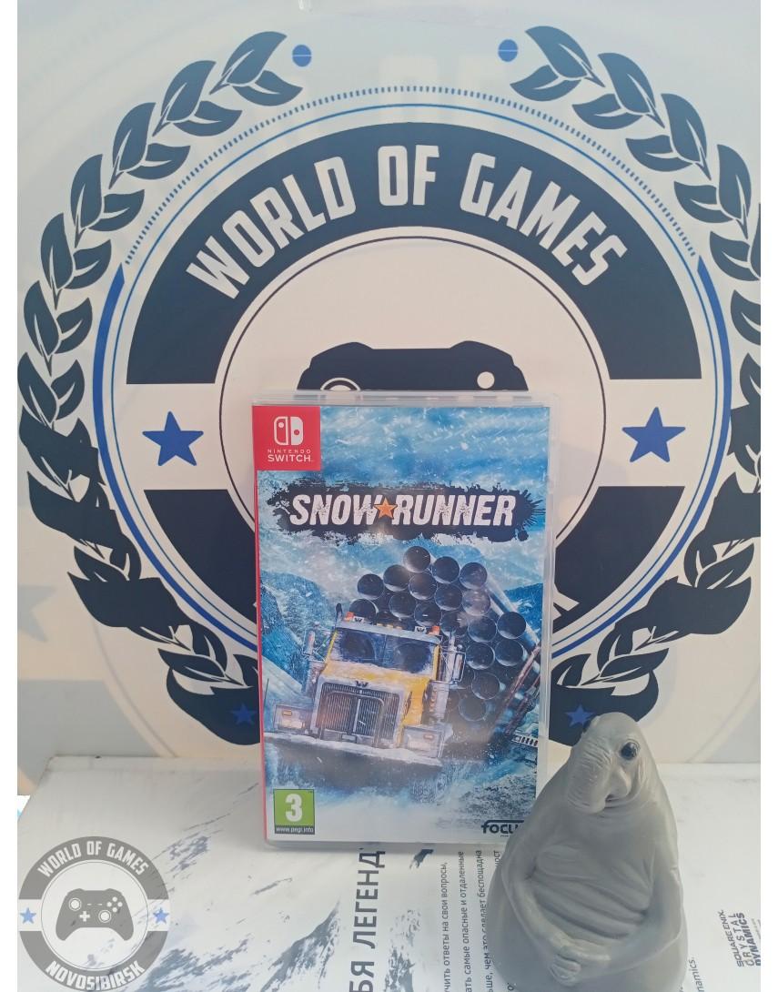 SnowRunner [Nintendo Switch]