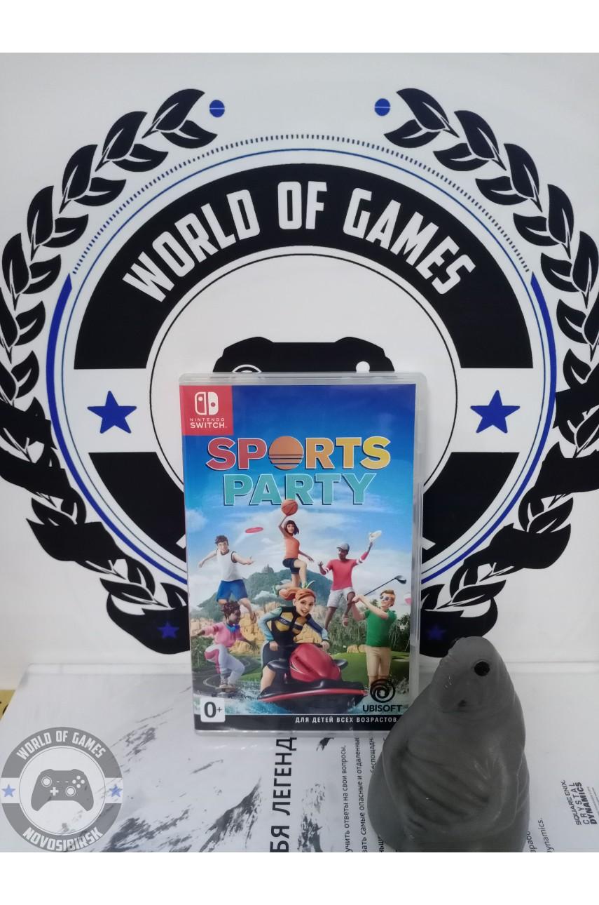 Sports Party [Nintendo Switch]