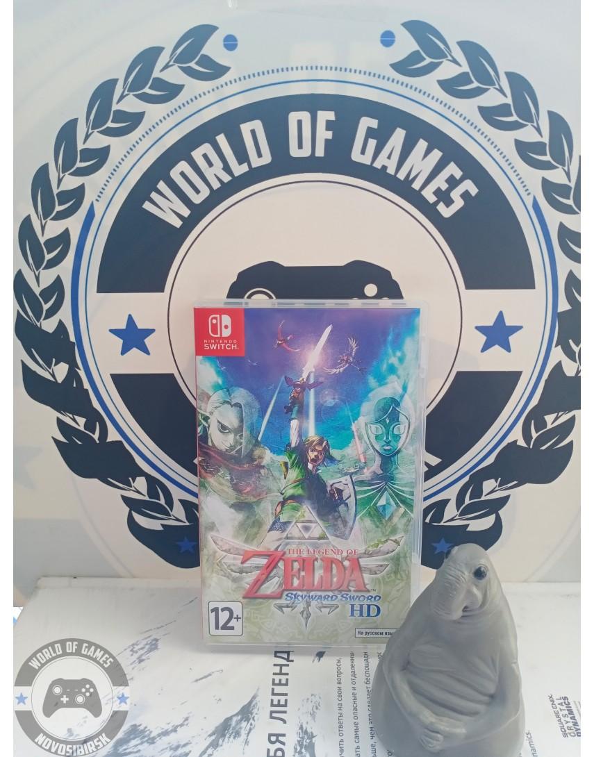 The Legend of Zelda Skyward Sword HD [Nintendo Switch]