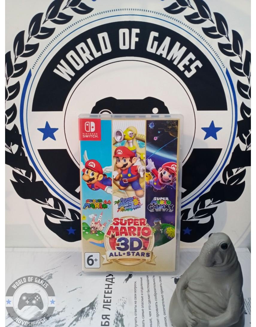 Super Mario 3D All Stars [Nintendo Switch]