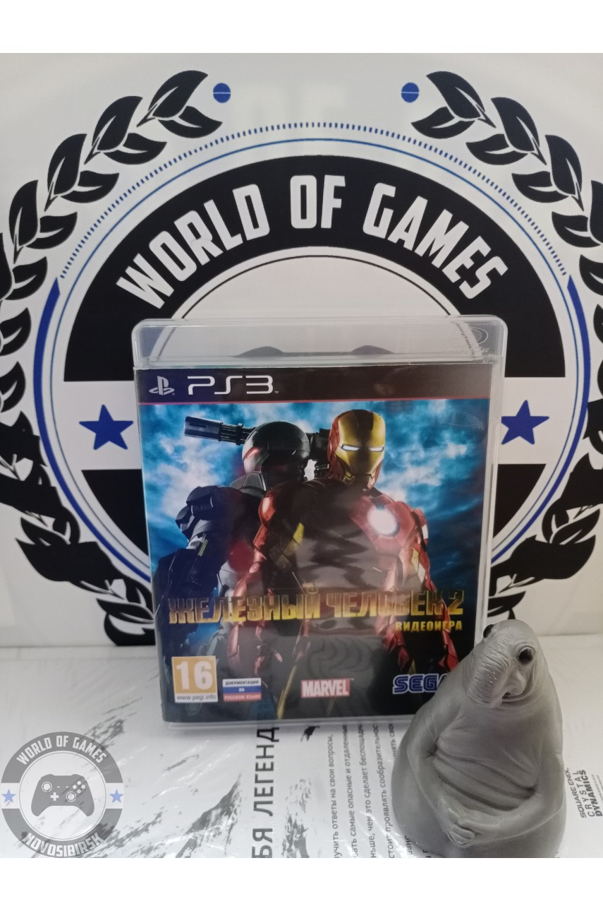 Железный Человек 2 [PS3]