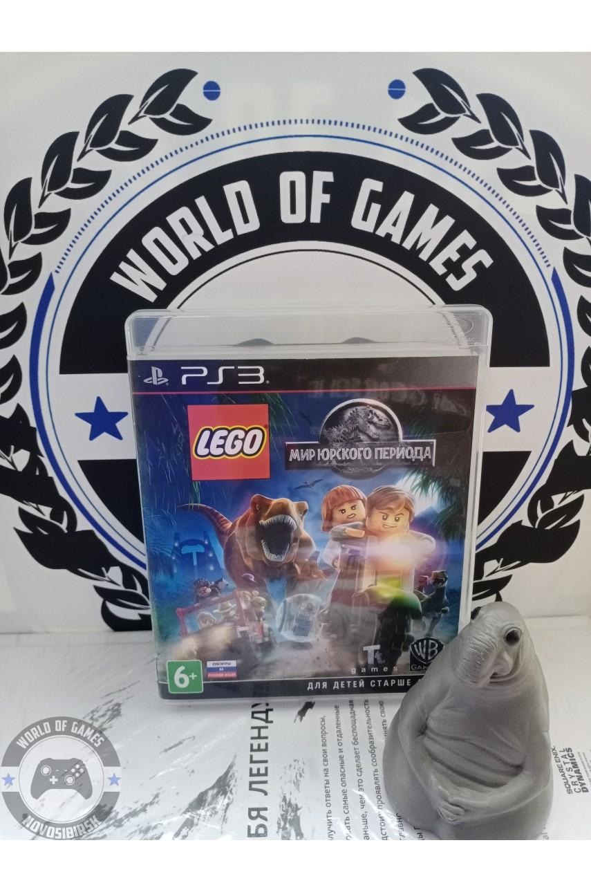 LEGO Мир Юрского Периода [PS3]