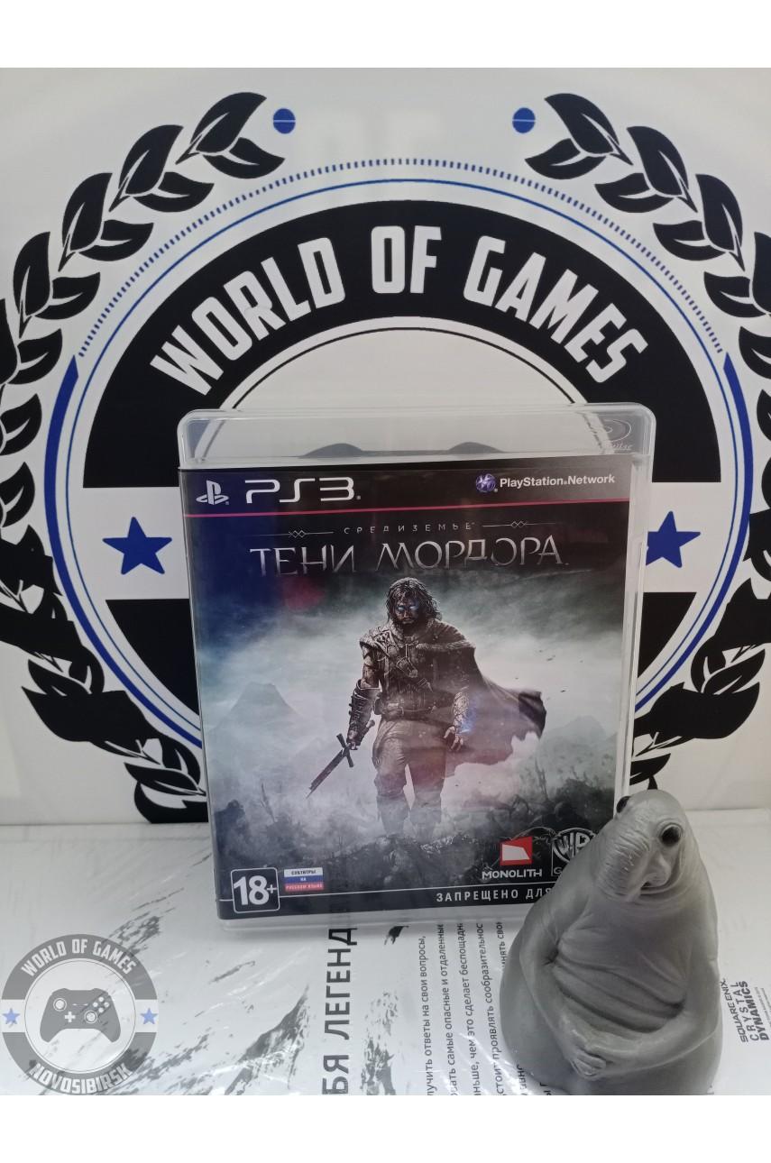 Средиземье Тени Мордора [PS3]