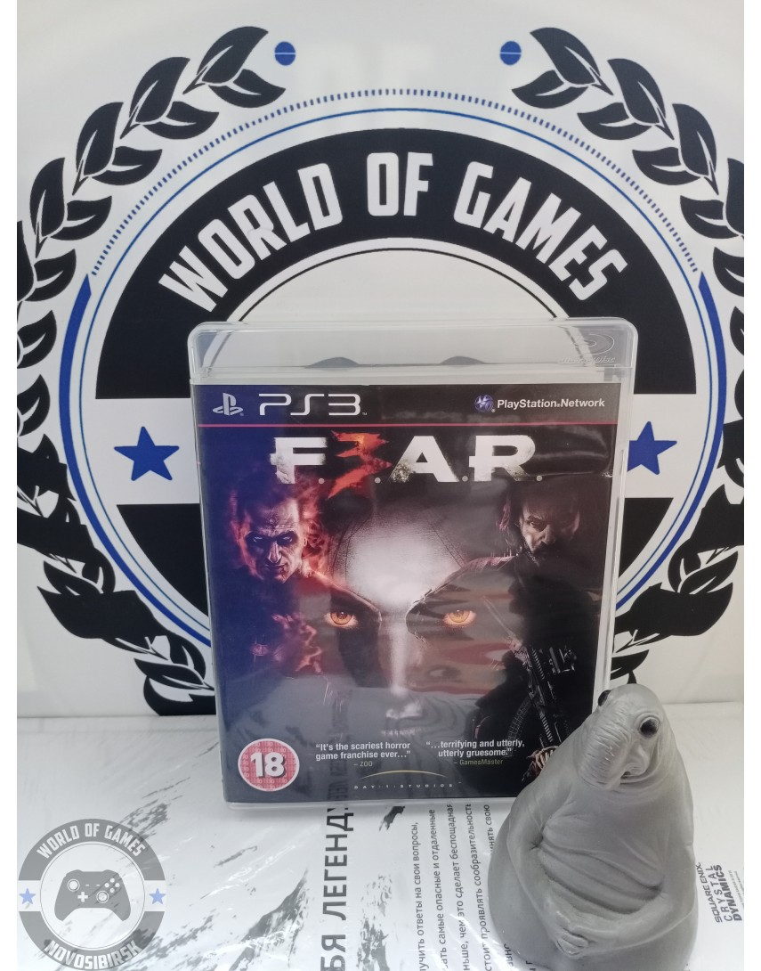 Fear 3 [PS3]
