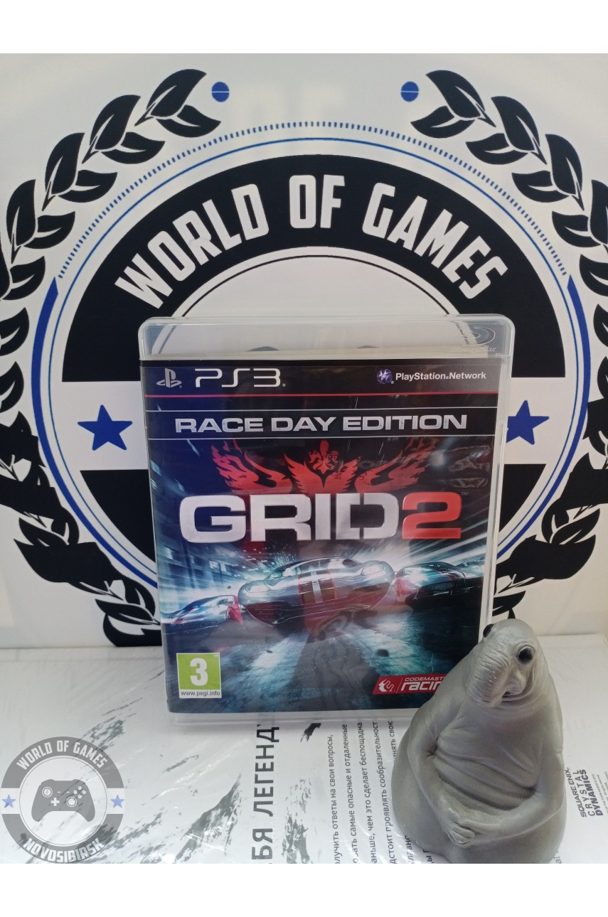 Grid 2 [PS3]