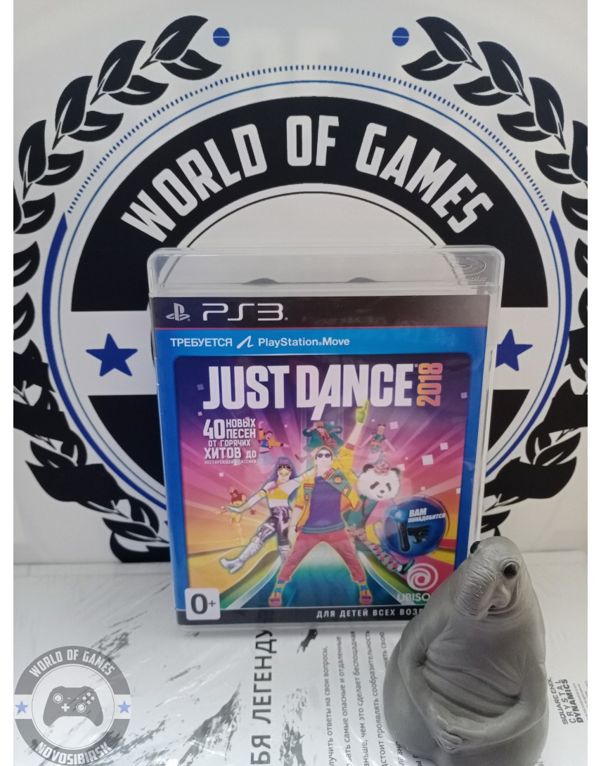 Just Dance 2018 [PS3]
