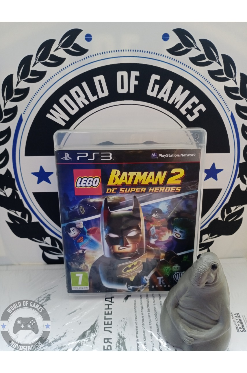 LEGO Batman 2 DC Super Heroes [PS3]