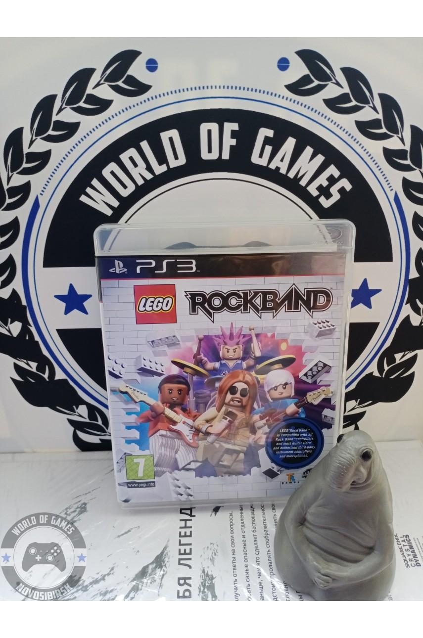 LEGO Rockband [PS3]