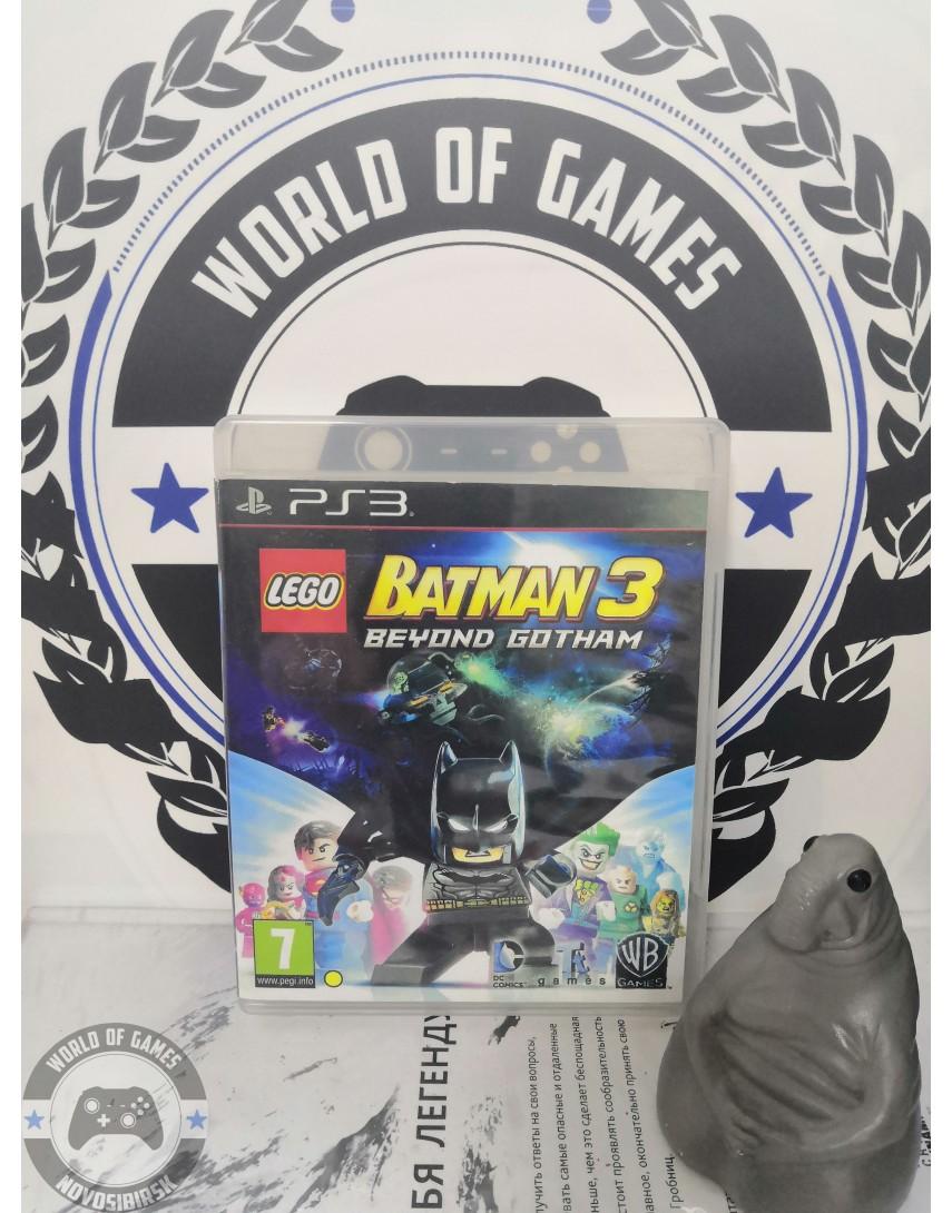 LEGO Batman 3 [PS3]