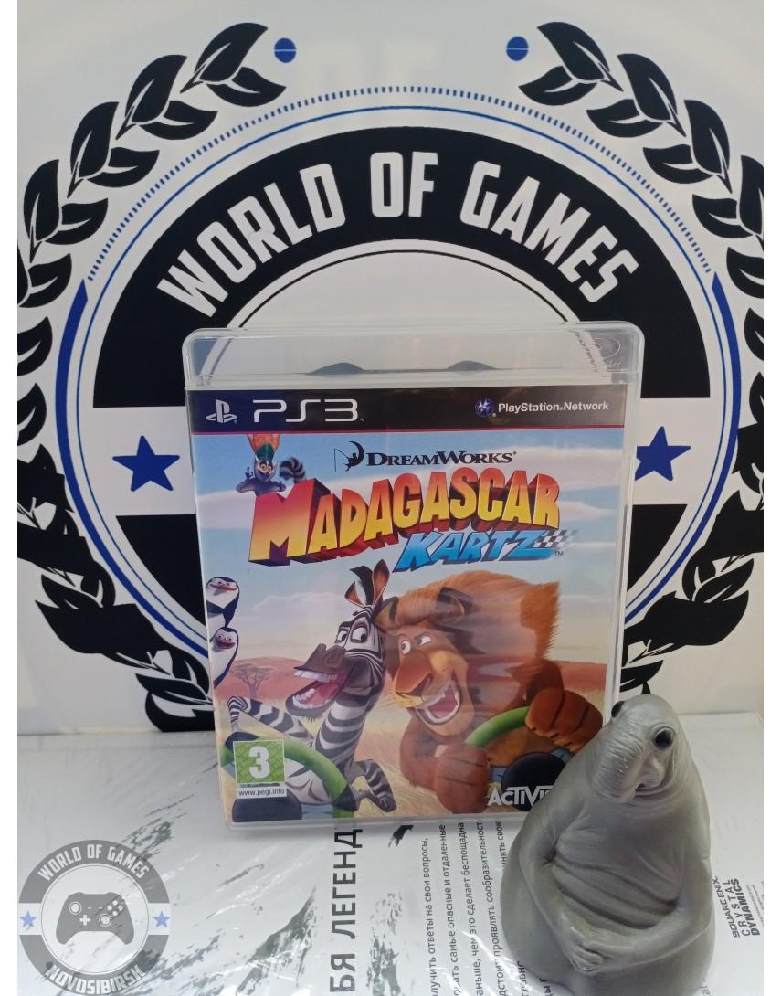 Madagascar Kartz [PS3]