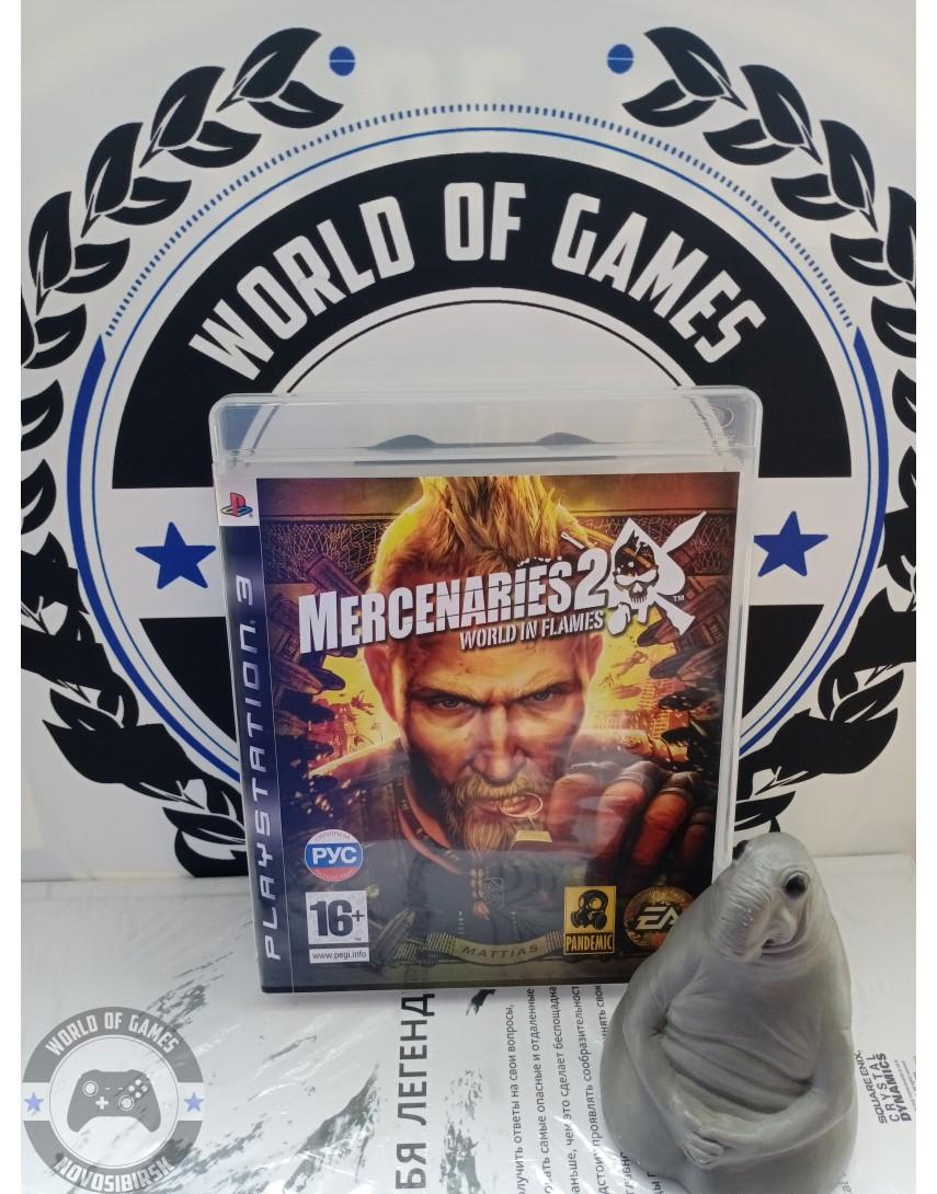 Mercenaries 2 World in flames [PS3]