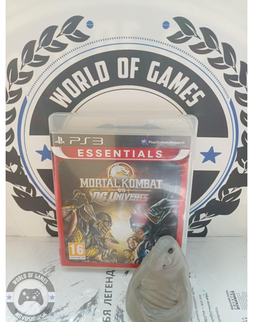 Mortal Kombat vs DC Universe [PS3]