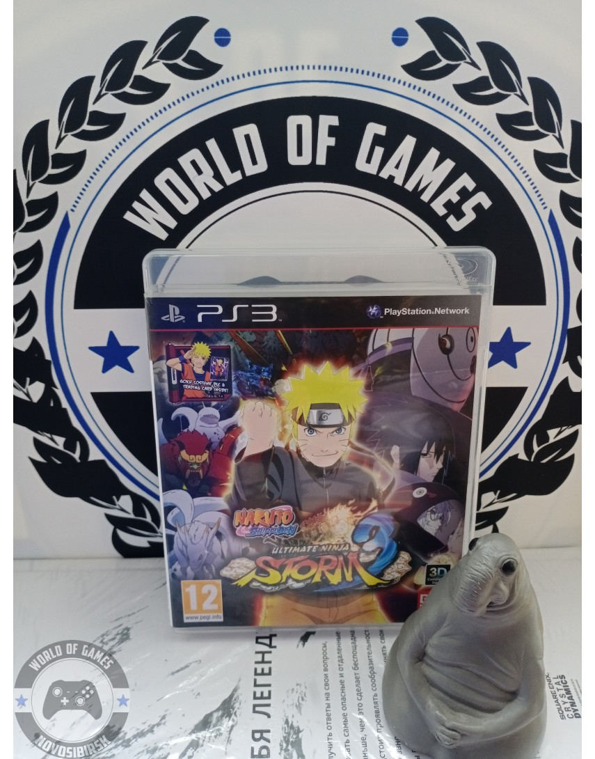 Naruto Shippuden Ultimate Ninja Storm 3 [PS3]