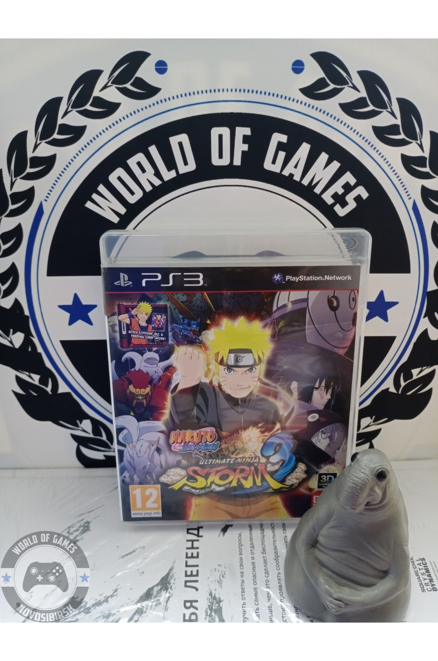 Naruto Shippuden Ultimate Ninja Storm 3 [PS3]