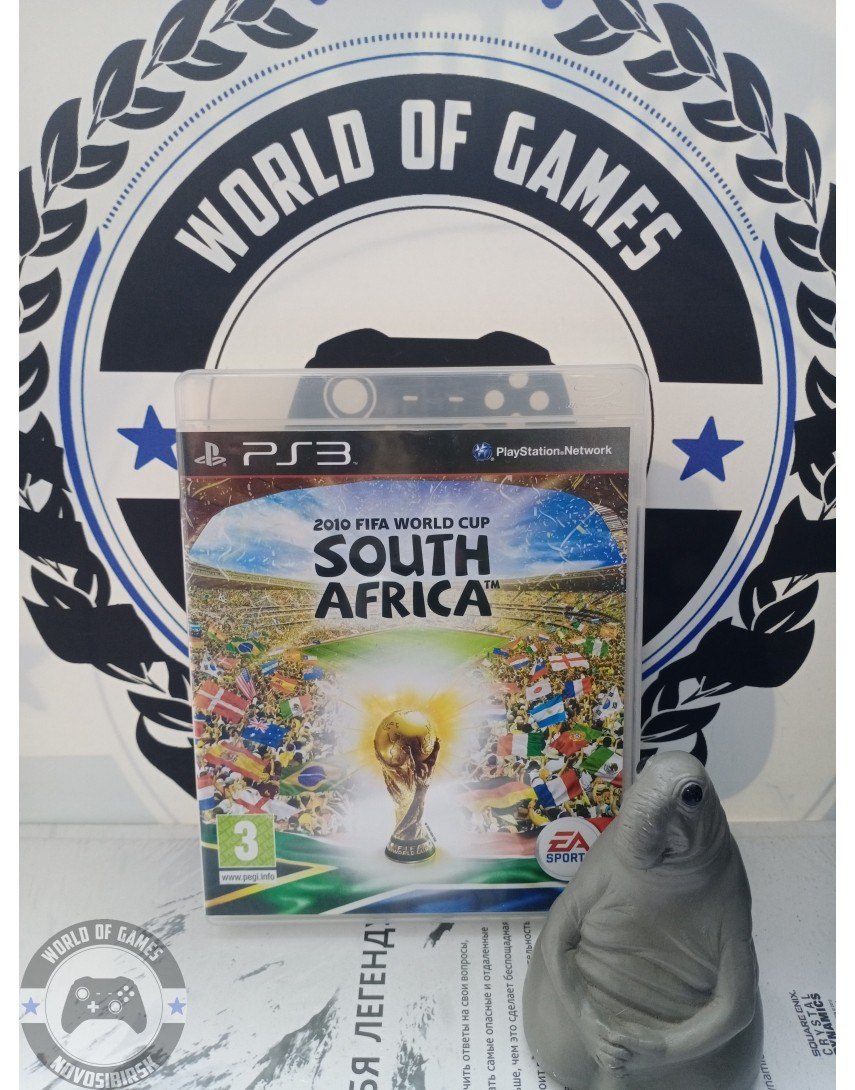 2010 FIFA World Cup South Africa [PS3]