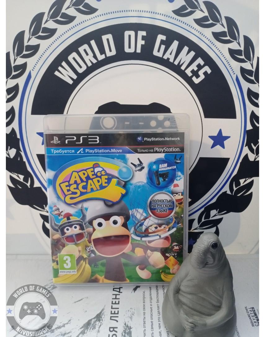 Playstation Move Ape Escape [PS3]