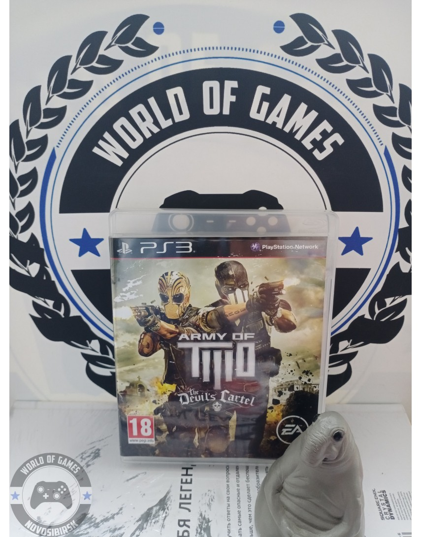 Army of Two The Devil's Cartel [PS3]