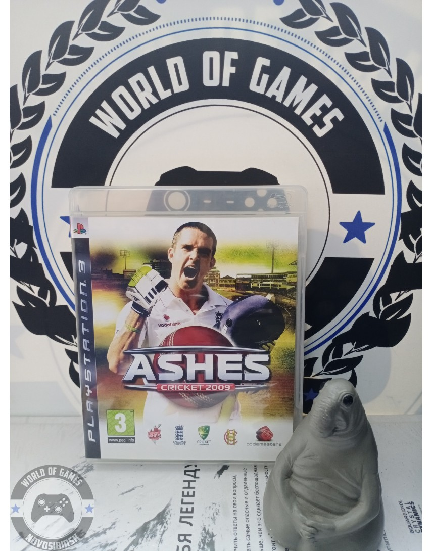 Ashes Cricket 2009 [PS3]
