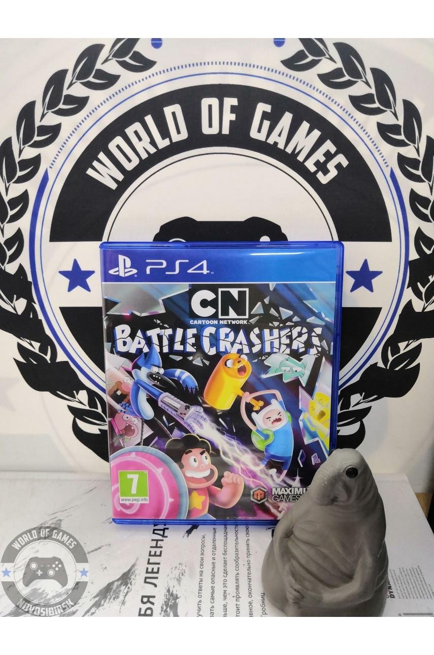 Cartoon Network Battle Crashers [PS4]