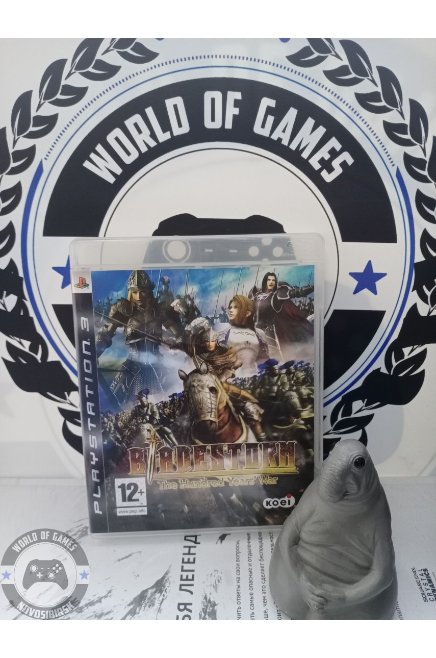 Bladestorm The Hundred Years' War [PS3]