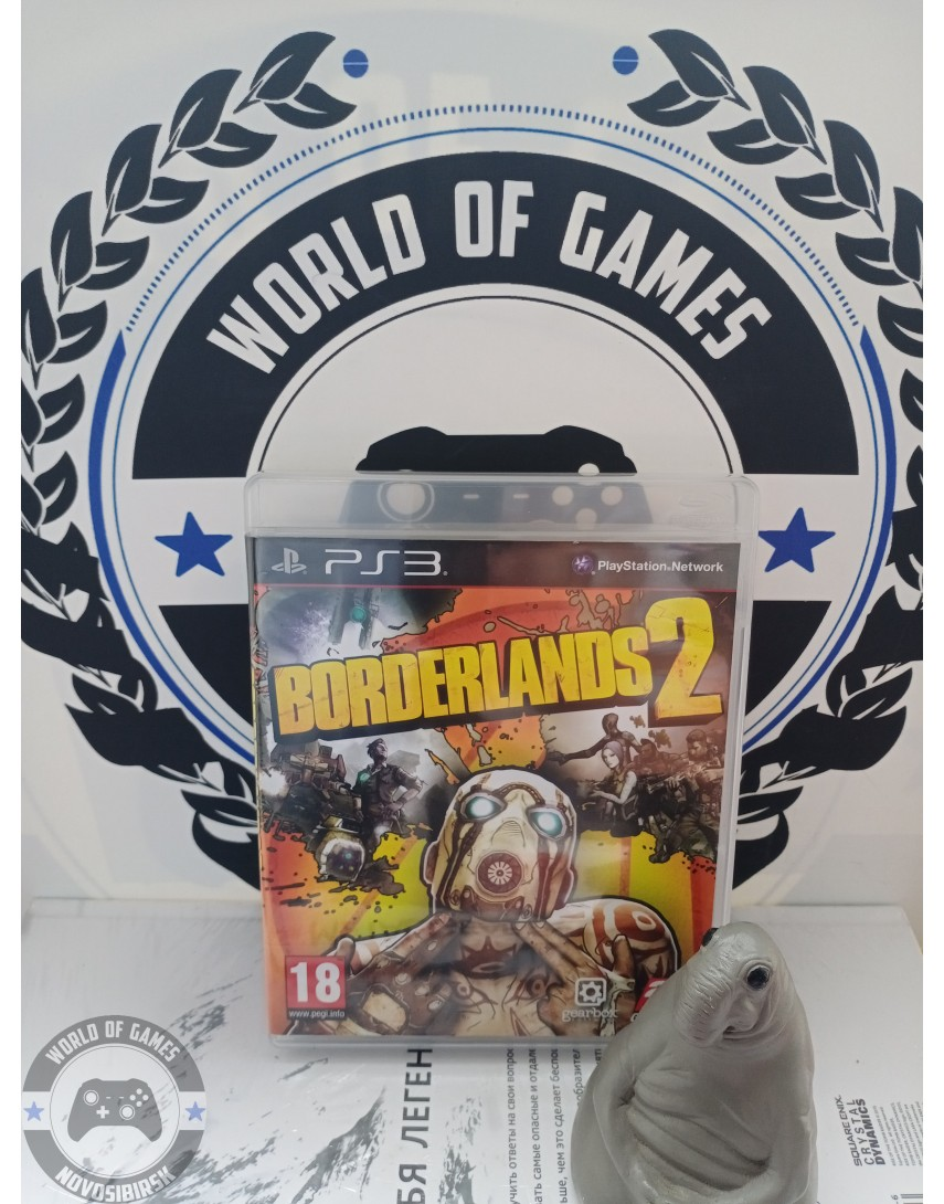 Borderlands 2 [PS3]