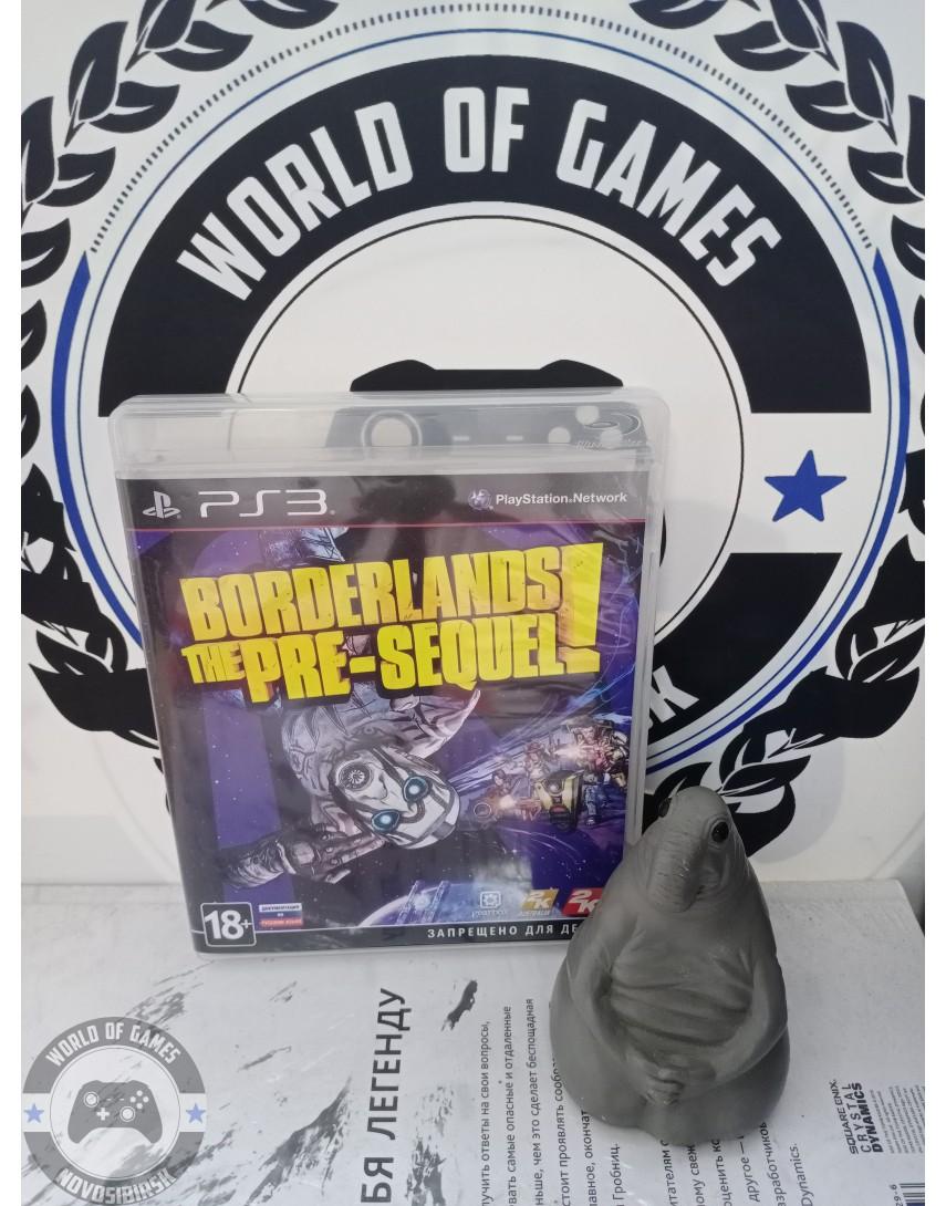 Borderlands The Pre-Sequel! [PS3]