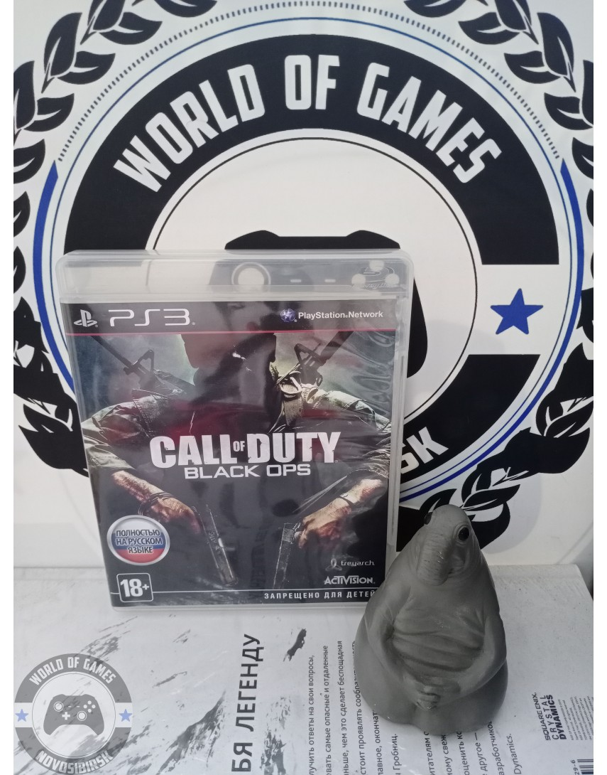 Call of Duty Black Ops [PS3]