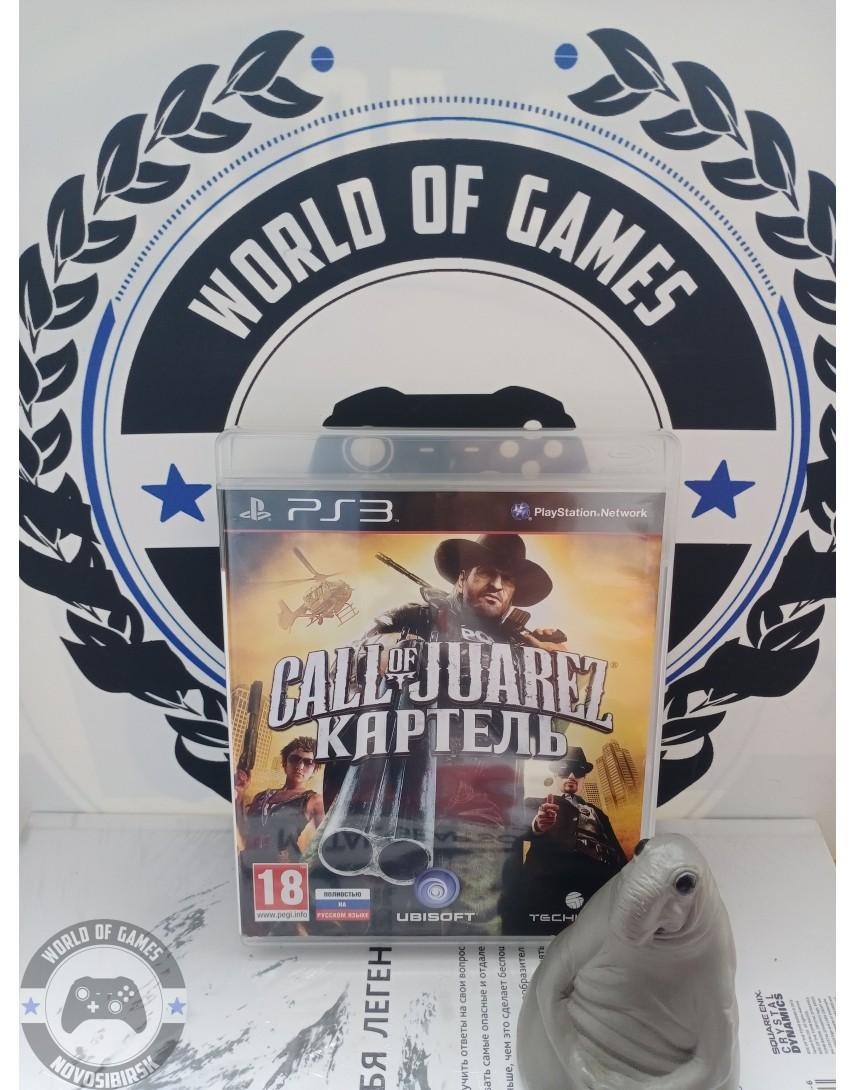 Call of Juarez Картель [PS3]