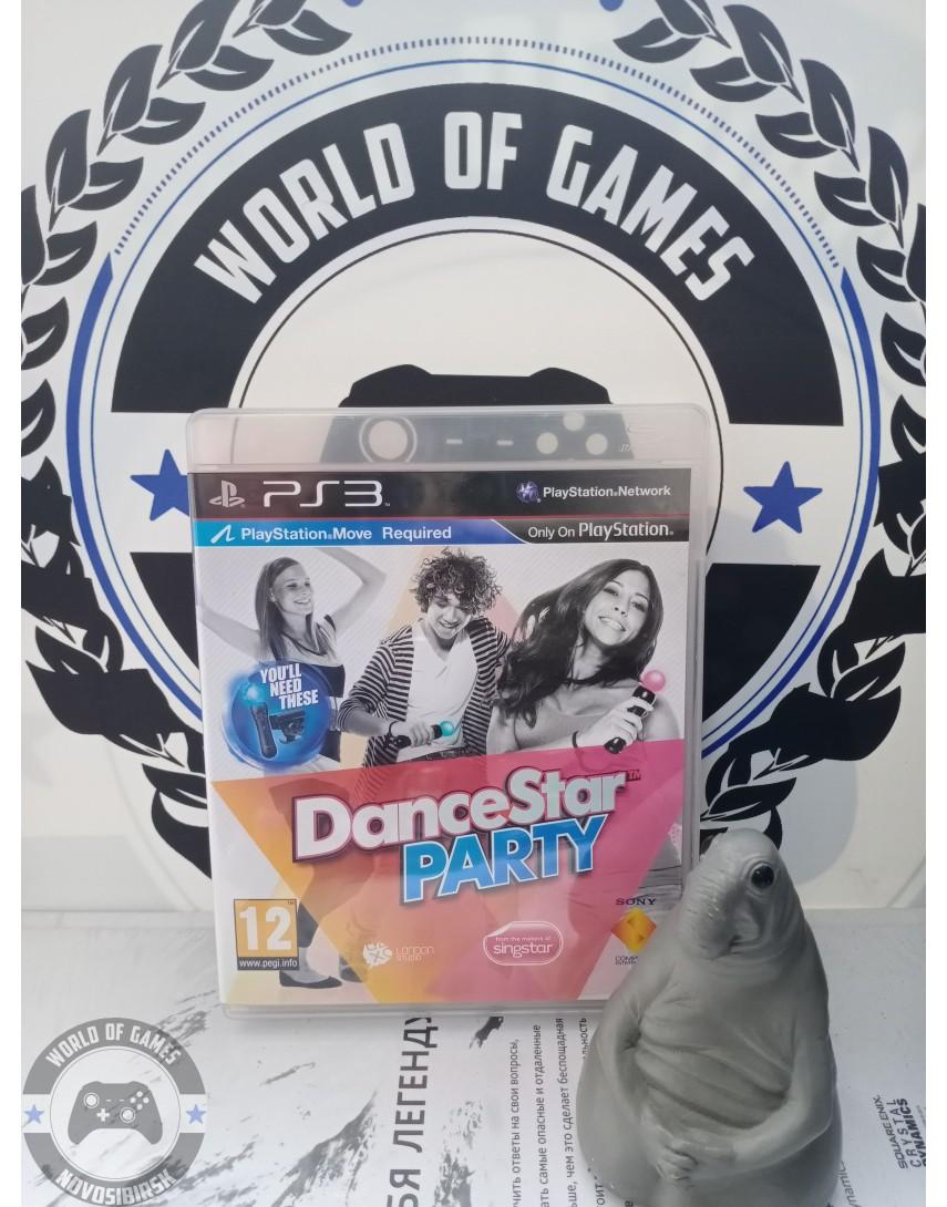 DanceStar Party [PS3]