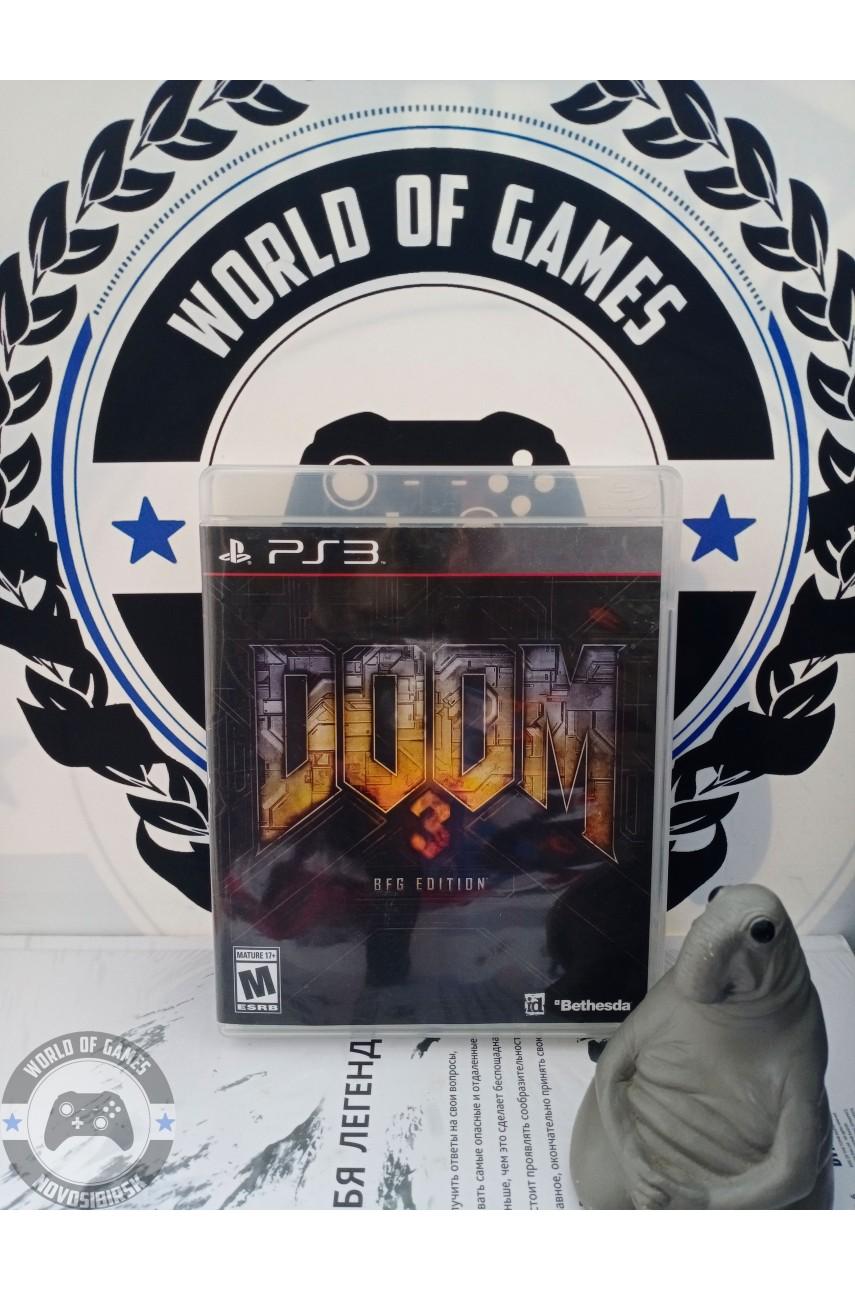 Doom 3 BFG Edition [PS3]